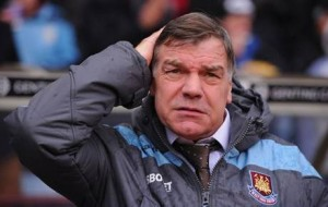 Sam Allardyce's future at West Ham is in major doubt