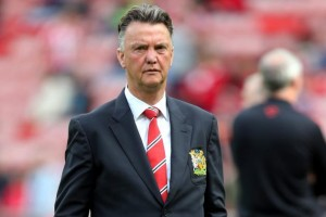 Manchester United boss Louis van Gaal has not ruled out a late title charge this season