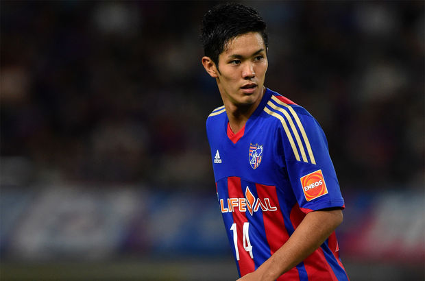 1. FSV Mainz 05 have completed the signing of striker Yoshinori Muto from FC Tokyo on a four-year deal.