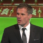 Former Liverpool F.C. defender Jamie Carragher believes star winger Raheem Sterling should focus on his football instead of 'taking on the club.'