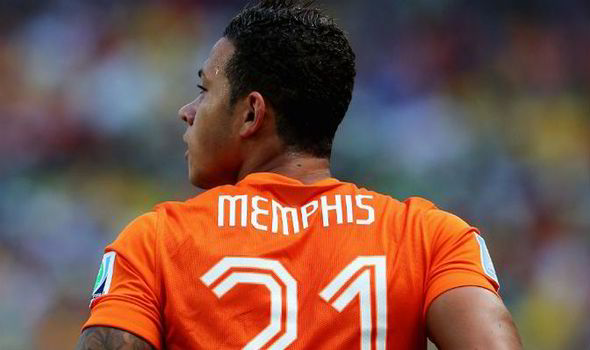 LVG - Depay was about to sign for PSG