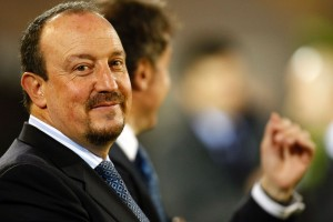 Napoli boss Rafa Benitez is favourite to be the next West Ham boss