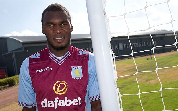 Aston Villa striker Christian Benteke is reportedly in-demand this summer and has a minimum release clause in his contract