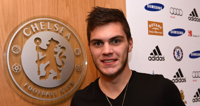 Chelsea sign Nathan from Atletico Paranaense