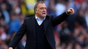 Veteran Dutch boss Dick Advocaat will make an announcement on his future on Thursday