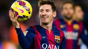 Lionel Messi was at his mesmeric best in Barcelona's 3-0 Champions League victory over Bayern Munich