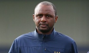 Former-Arsenal star Patrick Vieira is set for talks with Newcastle about their managerial position
