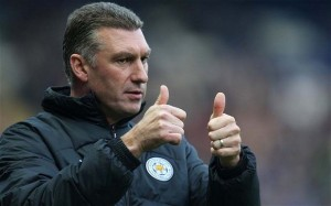 Nigel Pearson's Leicester have won four out of their last five games in the Premier League