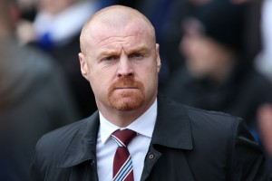 Burnley will be hoping to retain boss Sean Dyche after being relegated