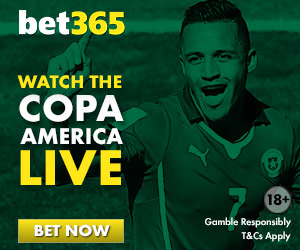 Bet On Copa America