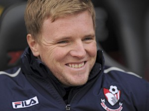Bournemouth boss Eddie Howe has had a lot to smile about in his time as the Cherries boss
