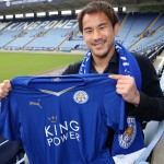 Leicester City F.C. have completed the signing of striker Shinji Okazaki from 1. FSV Mainz 05 for an undisclosed fee.