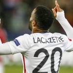 Olympique Lyonnais forward Alexandre Lacazette has revealed he will only leave the Stade de Gerland for UEFA Champions League football.