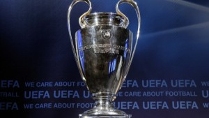 Who will be leaving Berlin with the Champions League league trophy on Saturday night?