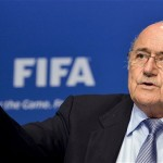 Sepp Blatter has resign as FIFA president less than a week after being re-elected for a fifth term in charge