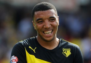 Watford striker Troy Deeney could be the key to the Hornets survival