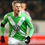 Dzeko - De Bruyne should stay at Wolfsburg