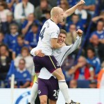 Everton F.C. midfielder Steven Naismith hopes defender John Stones decides to develop his game at Goodison Park amid ongoing interest from English Premier League champions Chelsea.