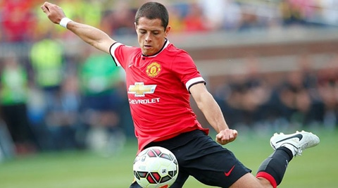 Orlando City owner Flavio Augusto da Silva has confirmed the club are in ongoing talks to sign Manchester United striker Javier Hernandez.