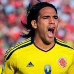 Colombian striker Radamel Falcao has joined Chelsea on a season-long loan deal