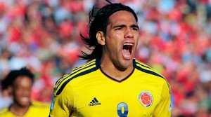 Colombian striker Radamel Falcao has joined Chelsea on a season-long loan deal