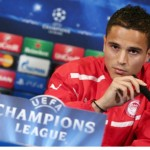 Stoke City F.C. have completed the signing of former Barcelona midfielder Ibrahim Afellay on a two-year deal.