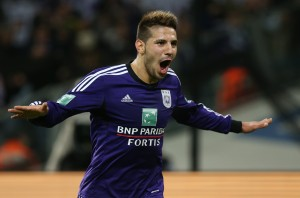 Serbian starlet Aleksandar Mitrovic looks set to complete a move to Premier League Newcastle