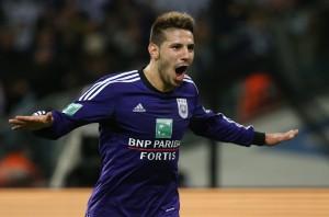 Serbian starlet Aleksandar Mitrovic looks set to complete a move to Premier League Newcastle