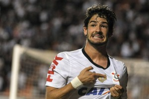 Alexandre Pato is eying a return to European football, but is currently on-loan at AC Milan