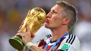 Germany international Bastian Schweinsteiger is close to a move to Manchester United