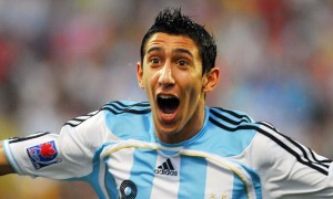 Argentinian playmaker Angel Di Maria is being linked with a move away from Manchester United this summer