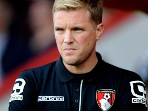 Bournemouth boss Eddie Howe will be hoping to continue to defy the odds by keeping the Cherries in the Premier League. The job looks almost done.