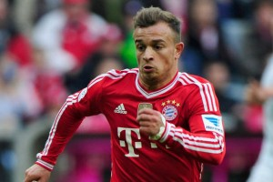 Stoke could be set to pull off the coup of the summer by signing Swiss international Xherdan Shaqiri