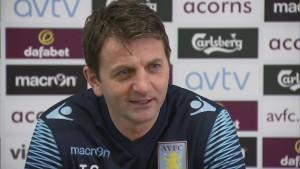 Aston Villa boss Tim Sherwood has had to cope with the loss of key players Christian Benteke and Fabian Delph