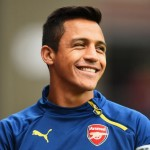 Chilean international Alexis Sanchez could be a key player for Arsenal as the Gunners take on LIverpool on Monday night