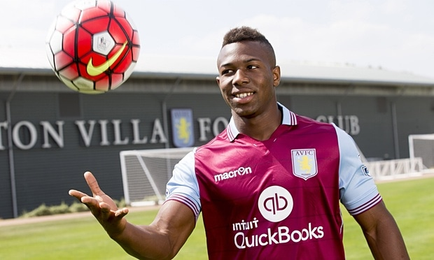 Aston Villa F.C. have completed the signing of highly-rated Barcelona starlet Adama Traore for a fee of €10 million.