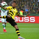 Borussia Dortmund forward Pierre-Emerick Aubameyang has extended his contract with the club until the summer of 2020.