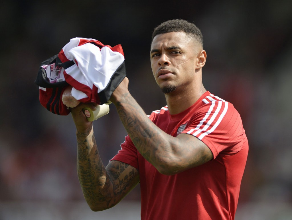 Burnley have completed the club-record signing of forward Andre Gray from Sky Bet Championship rivals Brentford on a three-year deal.
