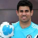 Chelsea striker Diego Costa is once again injured