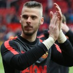 Manchester United 'keeper David de Gea seems to be out-of-favour with boss Louis van Gaal