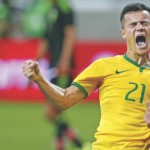 Liverpool F.C. manager Brendan Rodgers is shocked by Dunga's decision to omit midfielder Philippe Coutinho from the latest Brazil squad.