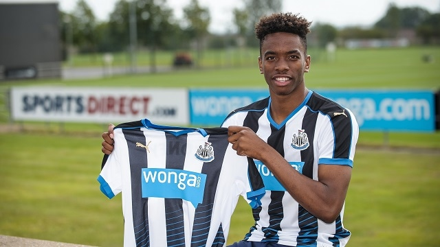 Newcastle United F.C. have completed the signing of forward Ivan Toney from Northampton Town for an undisclosed fee.
