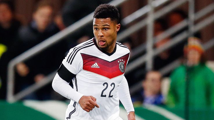West Bromwich Albion F.C. have boosted their attacking options with the season-long loan signing of Arsenal winger Serge Gnabry.