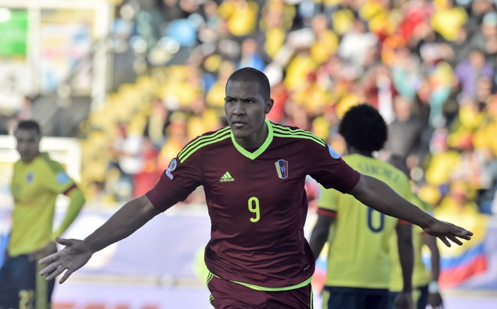 West Bromwich Albion F.C. have completed the club-record signing of Salomon Rondon from Russian Premier League champions Zenit St Petersburg for a fee in the region of £12 million.