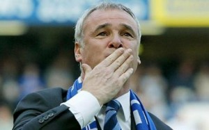 Experienced Italian boss Claudio Ranieri will be in the Leicester dugout this season