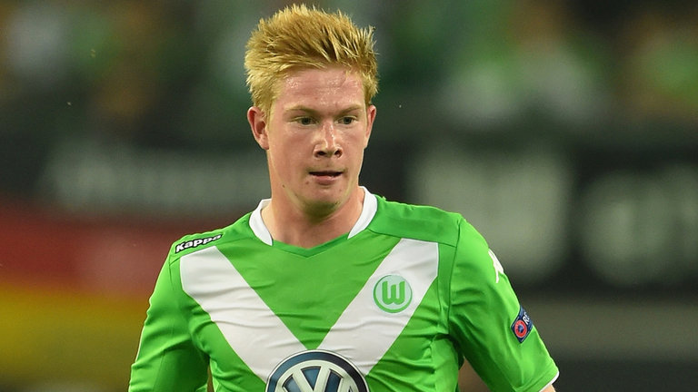 Belgian midfielder Kevin De Bruyne is set to complete a big money move to Manchester City