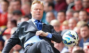 Southampton boss Ronald Koeman will be looking for his team's form to improve starting with tonight's Europa League play-off against Midjtylland