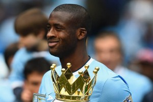 Yaya Toure scored a brace as Manchester City claimed a comfortable 3-0 win at West Brom