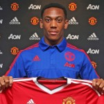 Young French striker Anthony Martial will be hoping to justify his big fee at United
