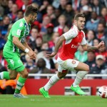 Arsenal F.C. midfielder Jack Wilshere will undergo surgery on a hairline fracture in his left leg and is set to be sidelined for the next three months.